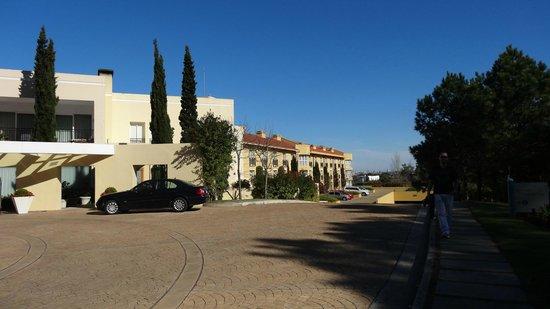 Punta Del Este Resort & Spa: entrada