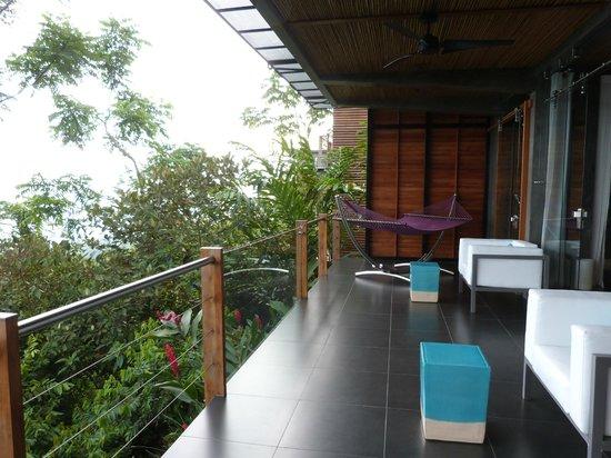 Kura Design Villas Uvita: outdoor space