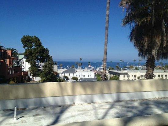Casa Mariquita Hotel: patio area view