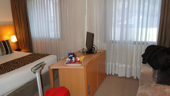Tryp Montevideo Hotel: Quarto