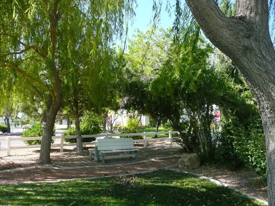 Pahrump Valley Winery: A nice cozy area where you can just enjoy the day! :)