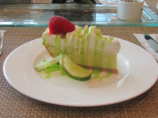 The Westin Richmond: Key Lime Pie for a Perfect Lunch Finale!