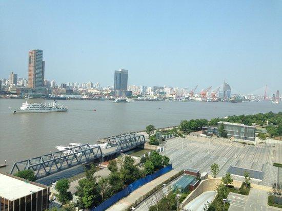Mandarin Oriental Pudong, Shanghai : view