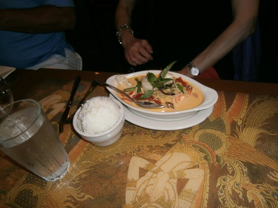 Thai Winchester: Awesome dish
