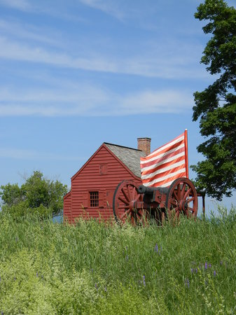 Saratoga National Historical Park: Neilson Farm