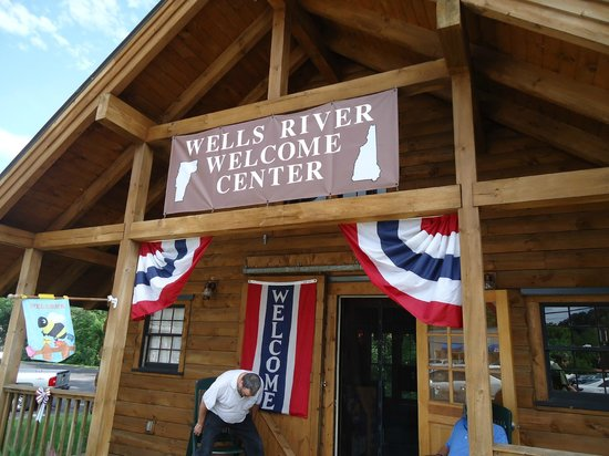 Wells River, VT: Welcome Center