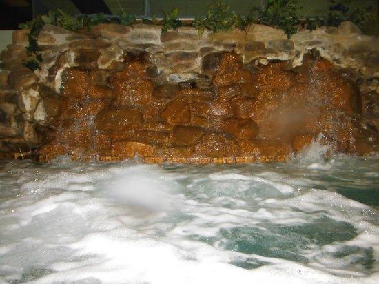 Paradise Stream Resort: Indoor Jaccuzzi