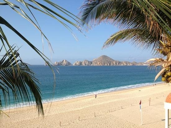 Hotel Riu Palace Cabo San Lucas: view from room 2025