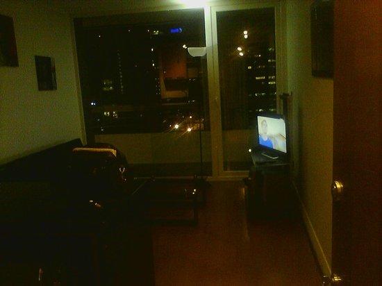 Melh Apart: Vista de noche