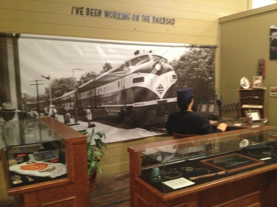 Giddings (TX) United States  City pictures : ... Picture of Union Station Transportation Museum, Giddings TripAdvisor
