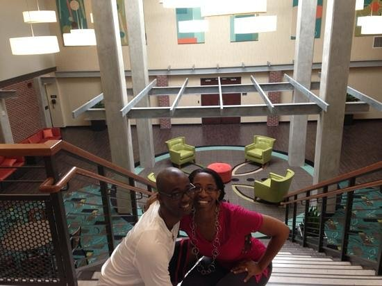 Drury Plaza Hotel San Antonio North Stone Oak: we love this place!