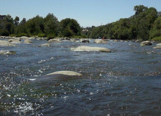Kern River - Rocky Ride