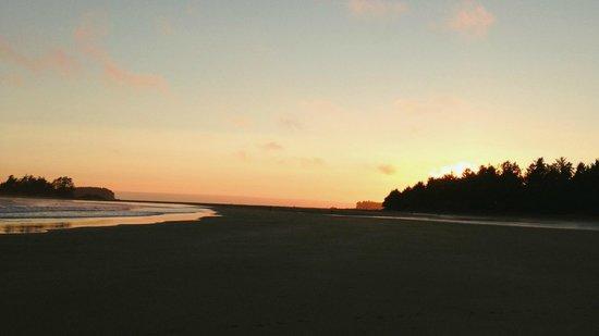 Coast & Toast Bed & Breakfast: South Chesterman Beach