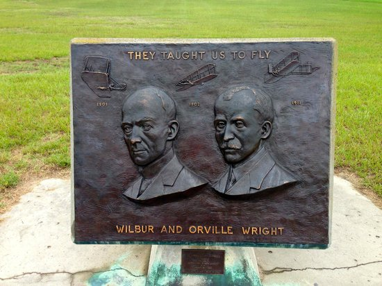 The Monument to a Century of Flight: Wright Brother's