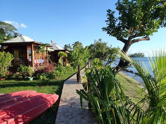 Petit Hotel Familial Fare Vai Nui : Fare Vai Nui