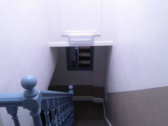 Alva House: Stairwell