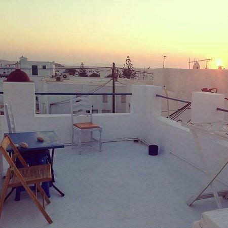 Eleanna's rooftop