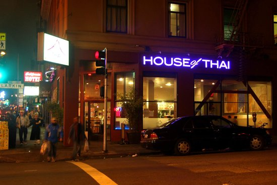 Thai House Geary Street
