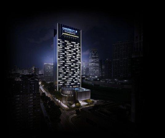 Carlton City Hotel Singapore