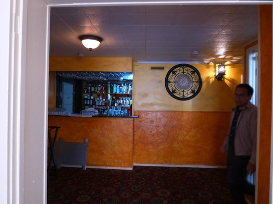 Meson Sabika: Small bar on the second story