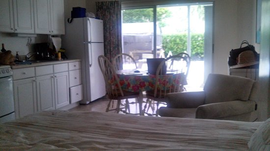 Bonita Beach Resort Motel: Room #6
