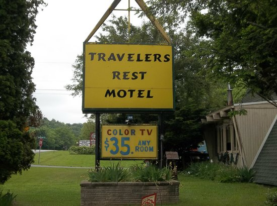 Travelers Rest: $35 for cash, any room up to 4 people