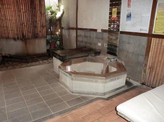 Hot spring Street  Xingyi Road: 個室のお風呂