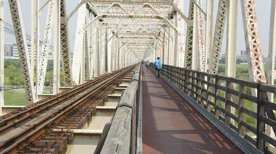 Yodo River Bridge