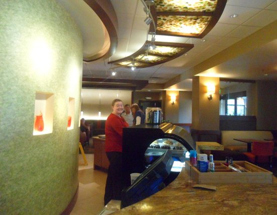 Hyatt Place Indianapolis Airport: Part of the friendliest staff in the state.