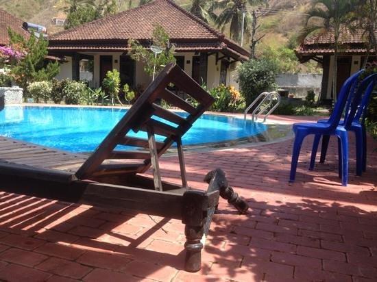 Kuta Indah Hotel: Er is veel te verbeteren.