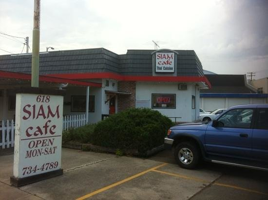Siam Cafe, Medford