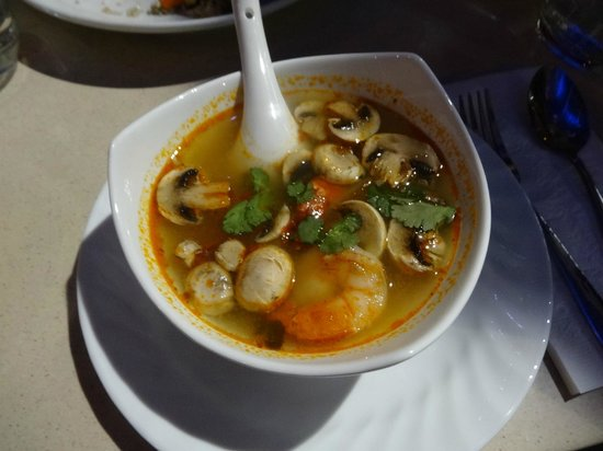 Thai Foon Harbourside: Tom Yum Seafood