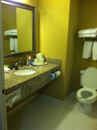 Holiday Inn Express & Suites - The Villages: bath