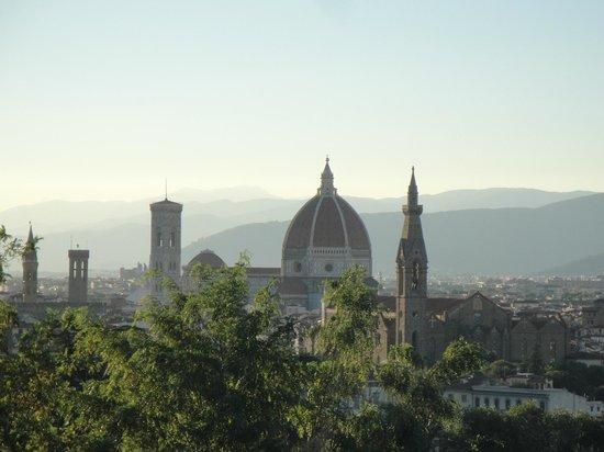 Villa La Vedetta : View from the terrace