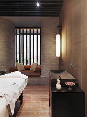 Anantara Spa at The PuLi Hotel