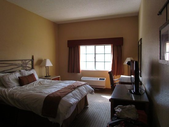 The Grand Hotel at the Grand Canyon: Main room/bedroom