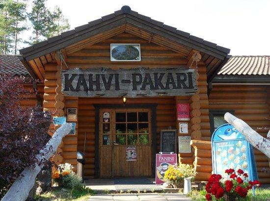 Luumaki, Finnland: Kahvi-Pakari