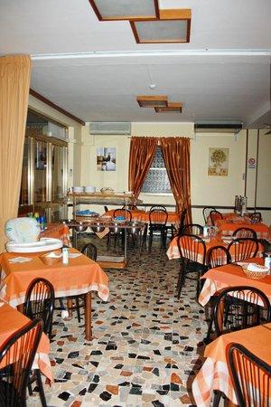 Hotel Ottavia: столовая