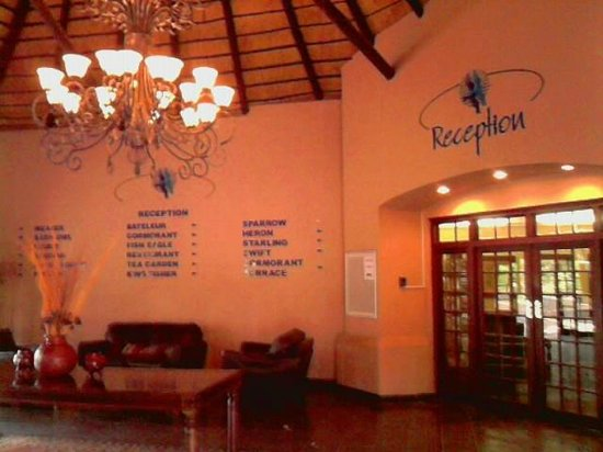 Faircity Roodevallei : Hotel & grounds