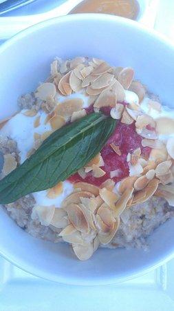 The Beantree Cafe: porridge
