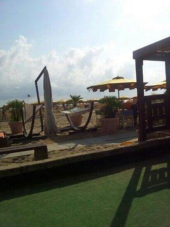 Hotel Airone : spiaggia 85 la Playa