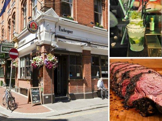The Exchequer: Roast Dinner's Ireland