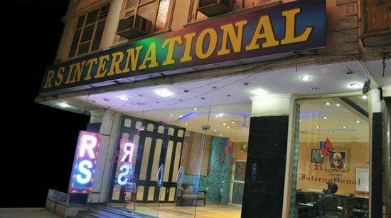 Hotel R S International: Hotel Exterior Building
