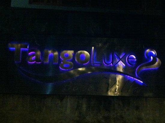 Tango Luxe Beach Villa: Tango Luxe