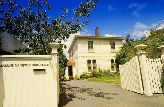 Katherine Mansfield House and Garden (Te Puakitanga)