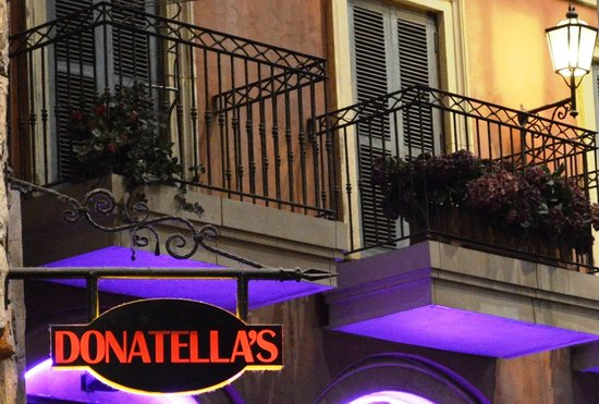 Donatella's restaurant