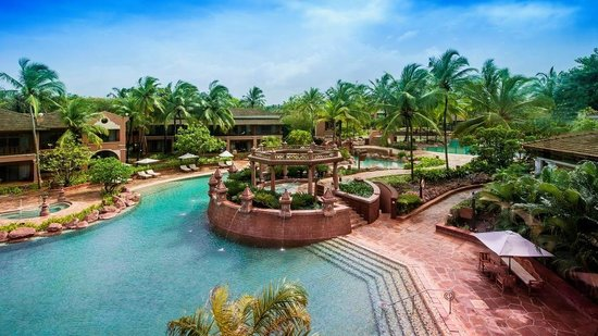 Park hyatt goa resort and spa cansaulim resort reviews photos rate comparison tripadvisor for Resorts in goa with private swimming pool