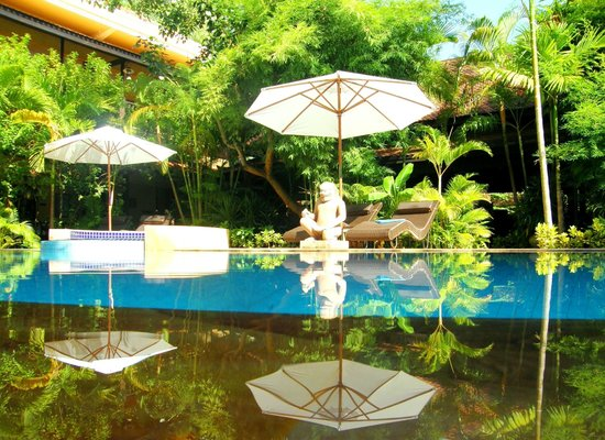 Pavillon Indochine Hotel: Swimming Pool
