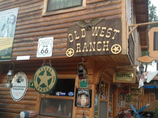 Fifties Corner: wild west