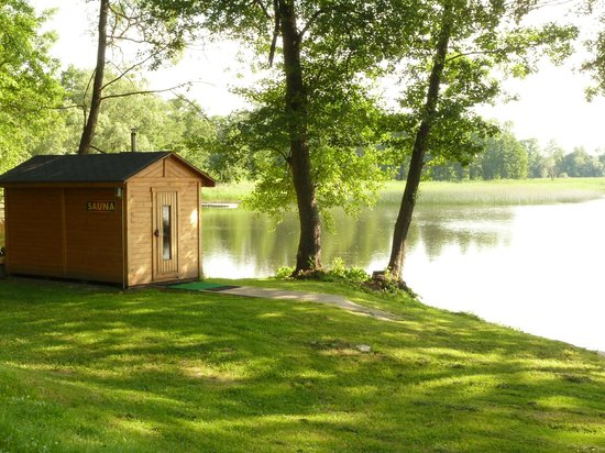 Gosciniec Olecki: Finnish Sauna